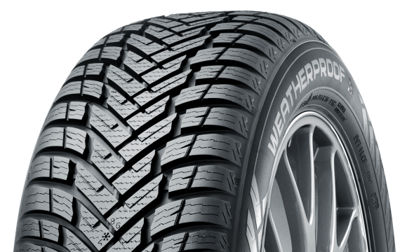 Celoročné pneumatiky Nokian Weatherproof