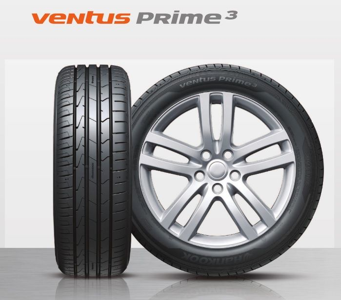 Pneumatiky Hankook Ventus Prime 3 K125