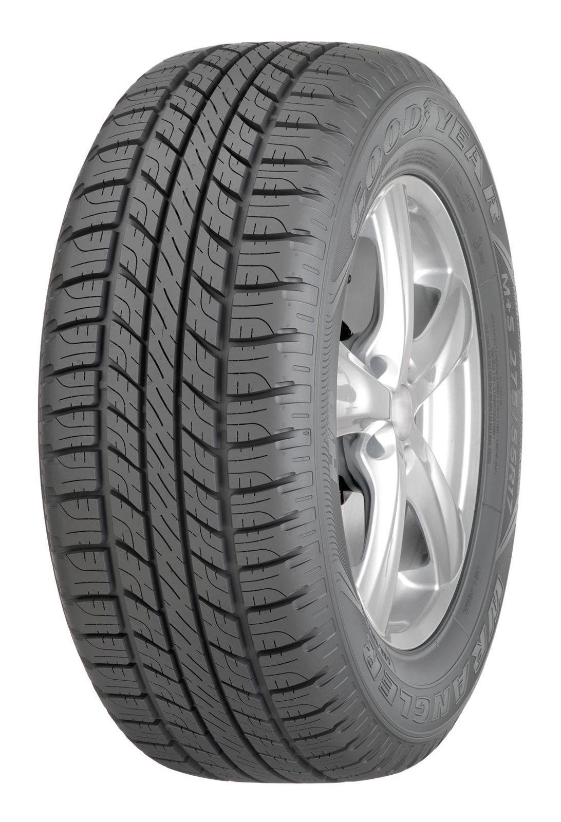 Goodyear WRANGLER HP ALL WEATHER 255/60 R18 WRL HP AW 112H XL FP