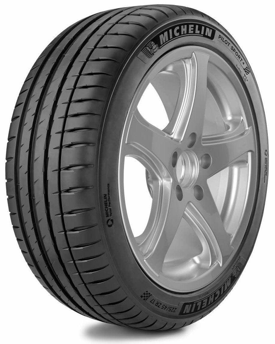 Michelin PILOT SPORT 4 235/45 R17 PilotSport 4 97Y XL