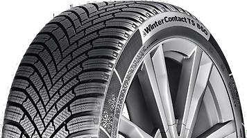 Wintercontact ts 860 tire image