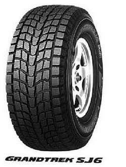 Dunlop GRANDTREK SJ6 225/60 R17 GRDT SJ6 99Q