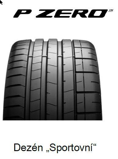 Pirelli P-ZERO G4S 355/25 R21 (107Y) XL (L) sportovní