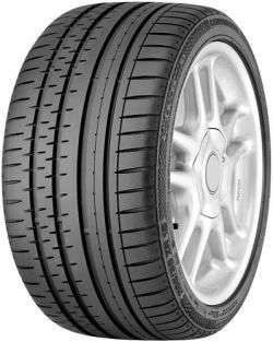 Continental ContiSportContact 2 265/40 R21 CSC 2 105Y XL FR MO