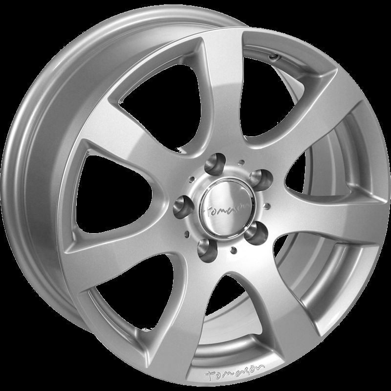 TOMASON TN3 silver painted 1030000010 TN3 5,5x14(4x108x63,4)43 Silver painted