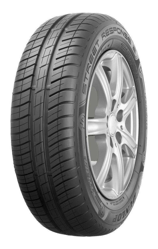Pneumatiky Dunlop SP STREETRESPONSE 2 165/65 R15 81T