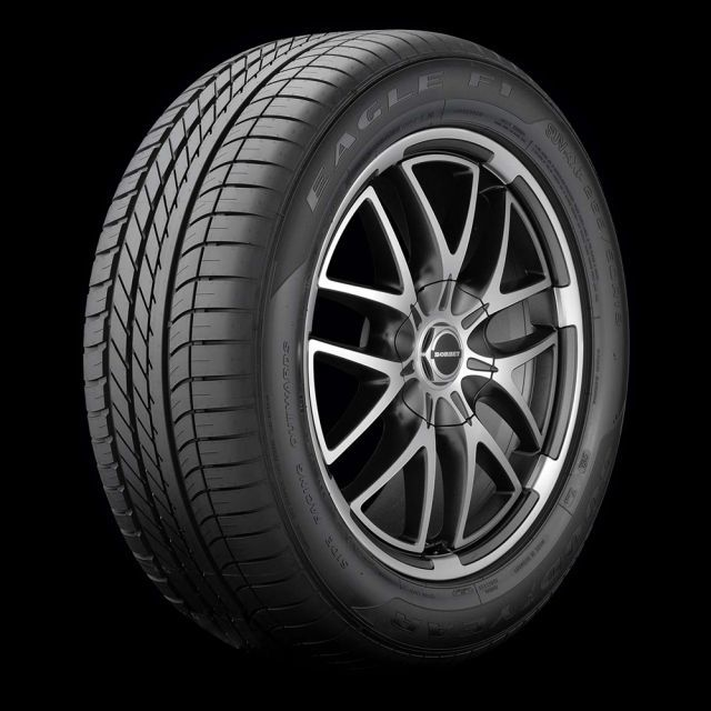 Goodyear EAGLE F1 ASYMMETRIC SUV 245/45 R21 EAG F1 ASY SUV 104W XL AT J LR FP