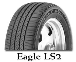 Goodyear EAGLE LS2 265/50 R19 EAGLE LS-2 110V XL