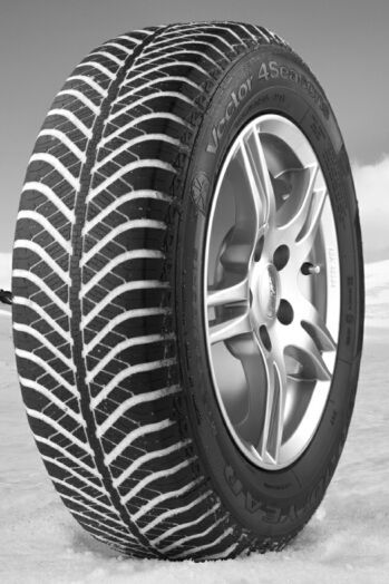 Goodyear VECTOR 4SEASONS 255/45 R18 AO 99V FP