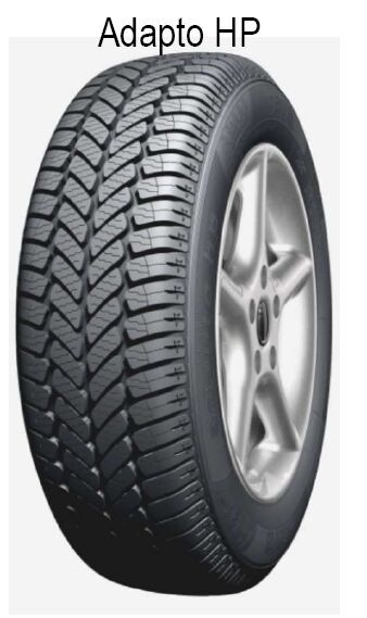 Sava ADAPTO HP MS 185/60 R14 82H TL