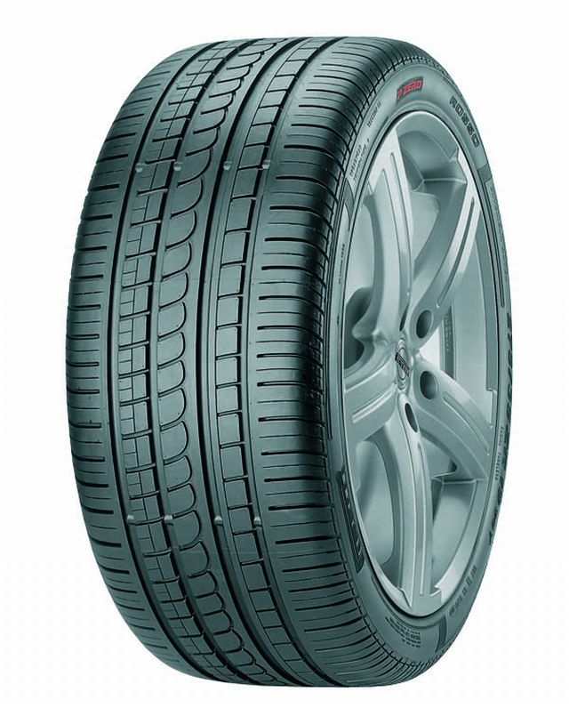 Pirelli PZERO ROSSO ASIMM. 285/40 R18 101Y