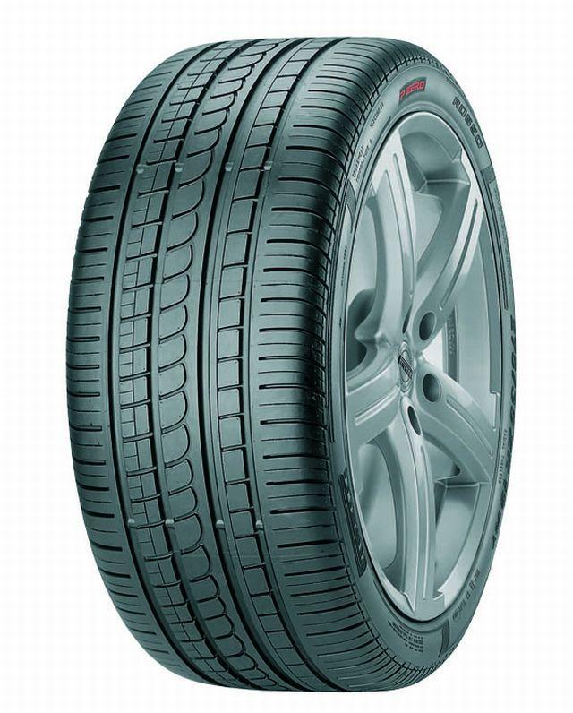 Pirelli PZERO ROSSO ASIMM. 255/55 R18 PZERO ROSSO ASSIM. 109Y XL N0