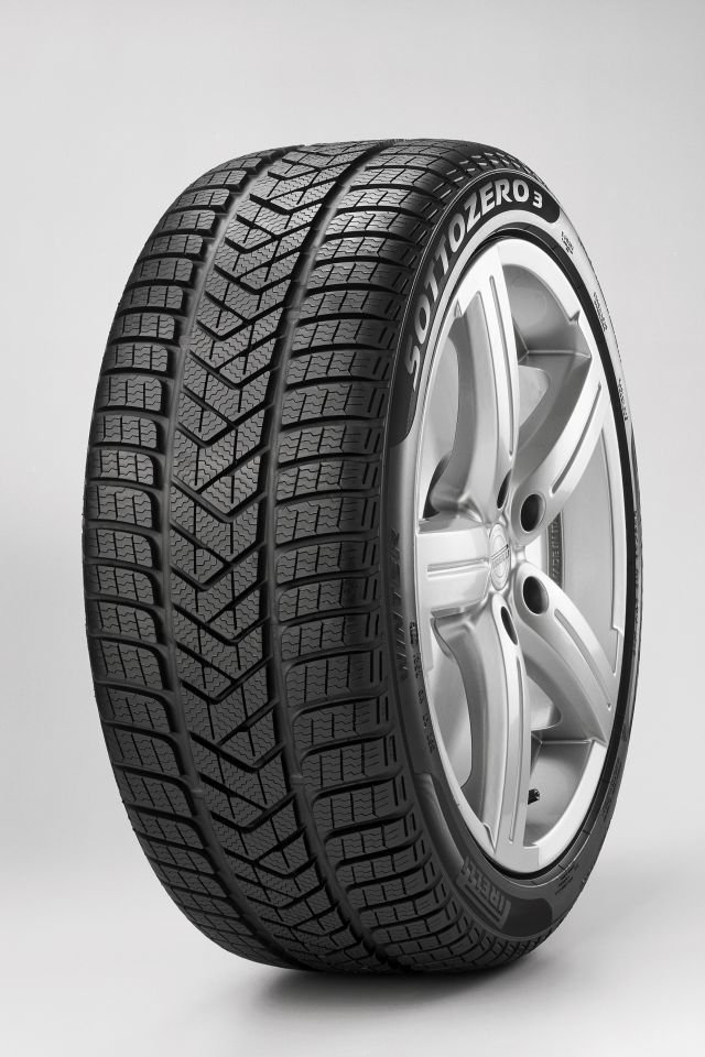Pneumatiky Pirelli SOTTOZERO s3 255/40 R19 XL 100V