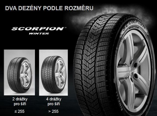 Pirelli SCORPION WINTER 285/45 R20 SC WINTER 112V XL