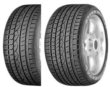 Continental CrossContact UHP SSR 255/50 R19 CRC UHP SSR* 107V XL