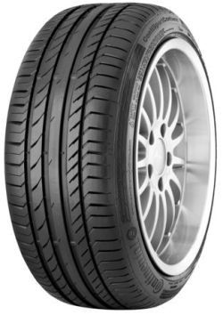 Continental ContiSportContact 5 CS CSi 255/50 R21 CSC 5 CS*CSi 109Y XL FR