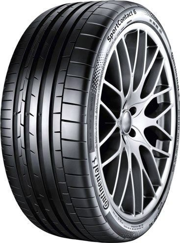 Continental SportContact 6 275/45 R21 SC 6 107Y FR MO