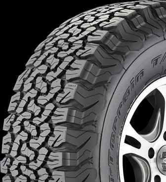 BFGoodrich ALL-TERRAIN T/A KO 2 285/70 R17 AT T/A KO 2 121R