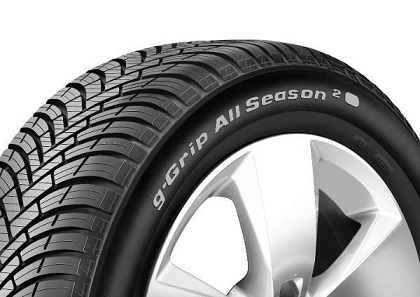 BFGoodrich G-GRIP ALL SEASON 2 195/55 R15 G-GRIP ALL SEASON2 85H