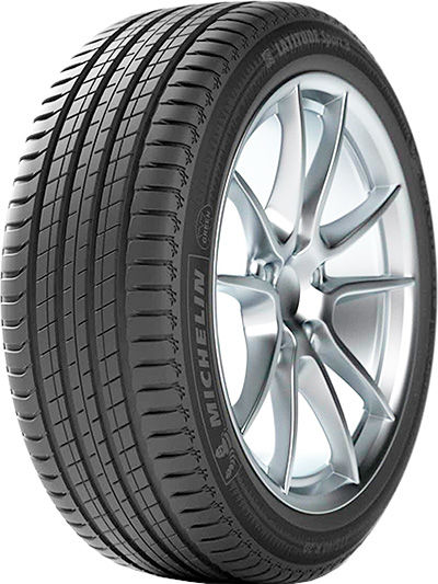 Michelin LATITUDE SPORT 3 GRNX 255/45 R19 LatitudeSport 3 Grnx 100V