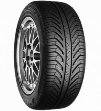 Michelin PILOT SPORT A/S PLUS GRNX 295/35 R20 PilotSport A/S plus Grnx 105V XL N0