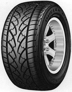 Bridgestone D680 H/P 245/70 R16 D680 107H