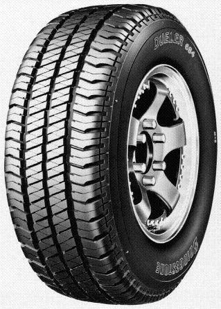 Bridgestone DUELER H/T 684 205/65 R16 D684 95T