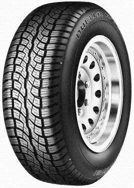 Bridgestone DUELER H/T 687 235/60 R16 D687 100H