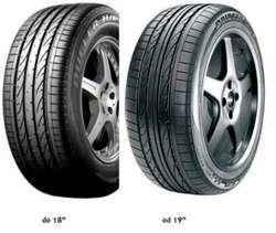 Bridgestone DUELER H/P SPORT 235/55 R19 D Sport 101W FR AO
