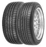 Bridgestone POTENZA RE050A RFT 225/40 R18 RE050A RFT 92W XL