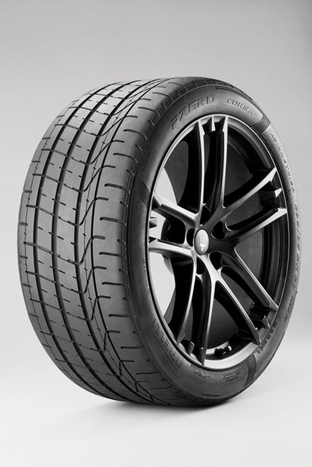 Pirelli PZERO CORSA ASIMM 2 345/30 R20 106Y (F)