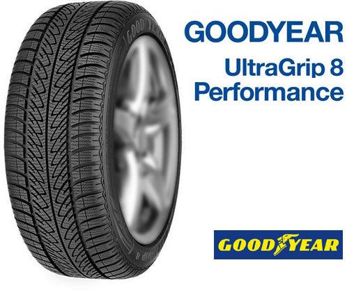 Goodyear UG8 PERFORMANCE 225/45 R17 UG 8 PERF 91H MS FP