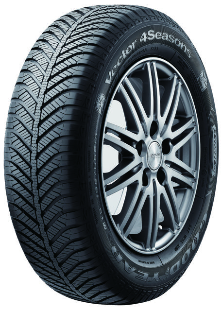 Goodyear VECTOR 4SEASONS 225/45 R17 94V G2 AO XL