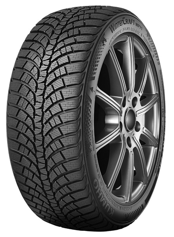 Kumho WP71 WinterCraft 225/40 R18 WP71 92V XL