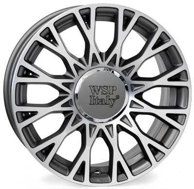 WSP Italy W162 GRACE W162 GRACE 6x15(4x098 58,1ET35)ANT.POL FIAT