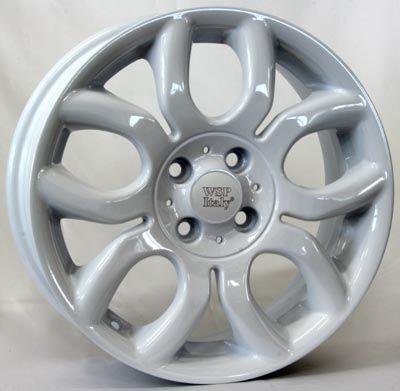 WSP Italy W1650 ELENA Bílá W1650 ELENA 6,5x16(4x100 56,1ET48)WHITE MINI