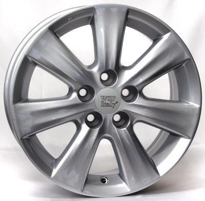 WSP Italy W1762 NEMURO / Avensis W1762 NEMURO 6x15(5x100 54,1ET33)SIL TOYOTA