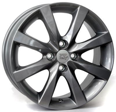 WSP Italy W1903 MAGDEBURG ANTHRACITE W1903 MAGDEBURG 6,5x16(4x100 54,1ET50)ANT MAZDA