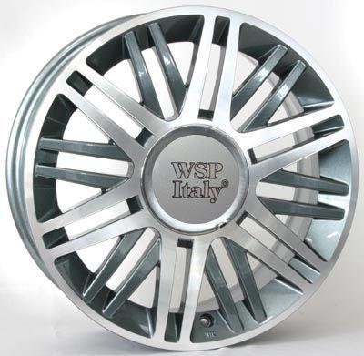 WSP Italy W315 CILENTO ANTHRACITE W315 CILENTO 6,5x16(4x098 58,1ET40)ANT.POL LANCIA