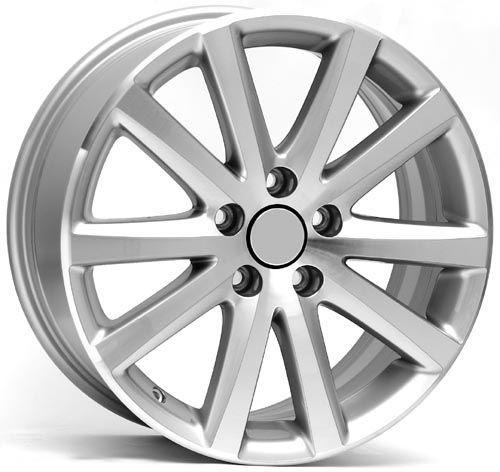 WSP Italy W442 SPARTA RVO16704245IDA 7x16(5X112 57,145)SIL POL VW