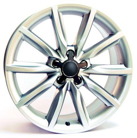 WSP Italy W550 Allroad CANYON RAU16705048ISX 7x16(5X112 57,1ET46)SIL AUDI QUATTRO