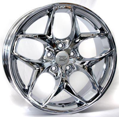 WSP Italy W669 Holywood chrom W669 Holywood 11x20(5x120 74,1ET37)CHR BMW