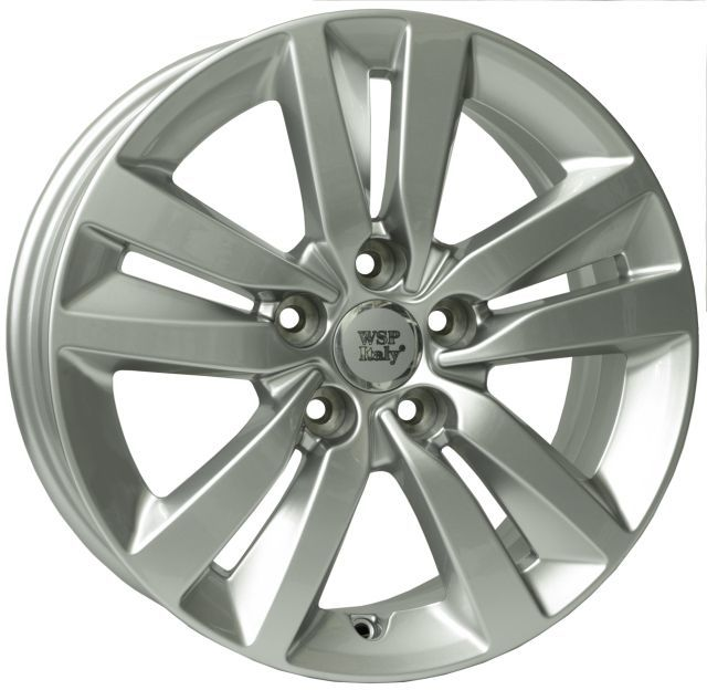 WSP Italy W854 LIONE RPE16705444GSA 7x16(5X108 65,1 44)SIL PEUGEOT