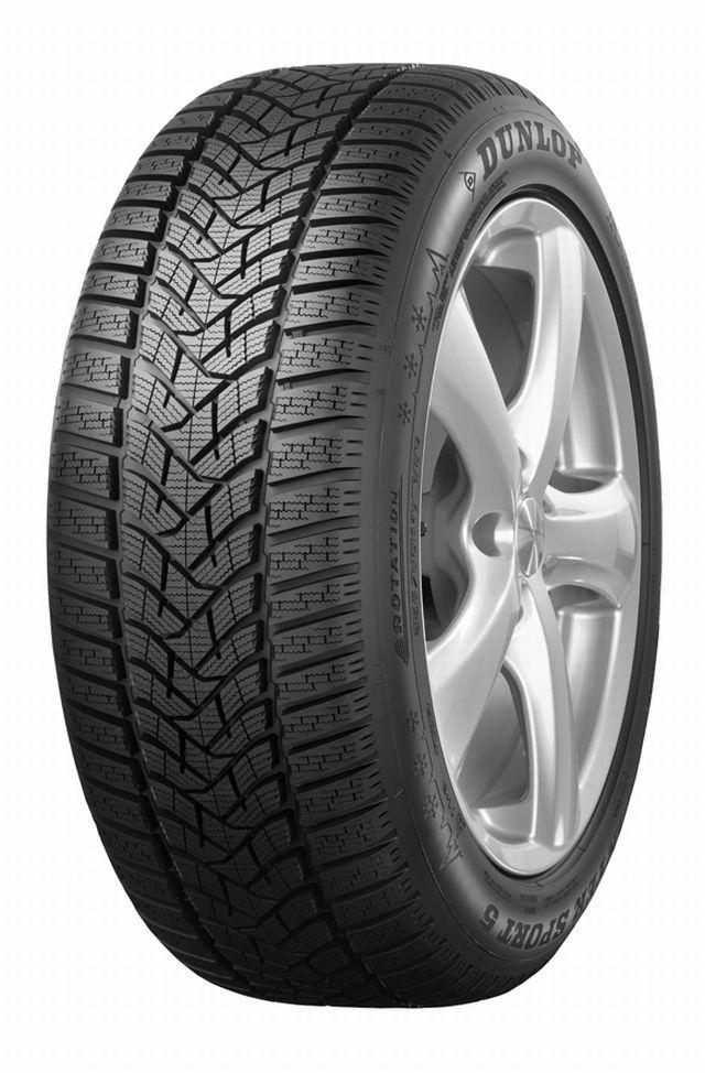 Pneumatiky Dunlop WINTER SPORT 5 205/55 R16 91T