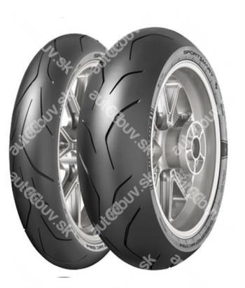 Dunlop SPORTSMART TT 120/70R17 58W